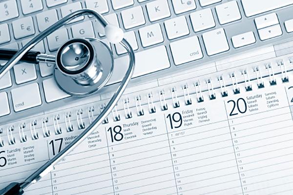 Agenda médical partagé